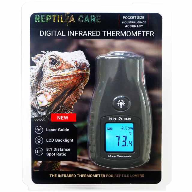 ReptiliaCare Digital Infrared Thermometer