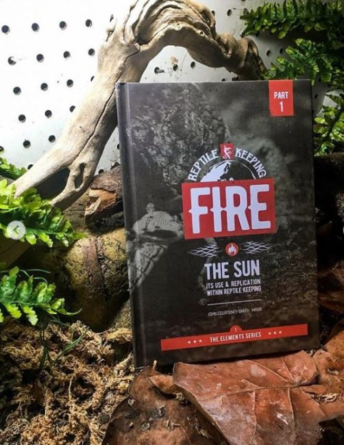 fire by john courteney smith