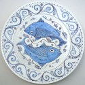12 Fish plate