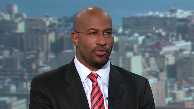 CNN political commentator Van Jones inciting racial war against Donald Trump based on lies