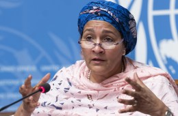 This image is for our piece on Amina J Mohammed's Strategies for People-Led Climate Change Intervention.