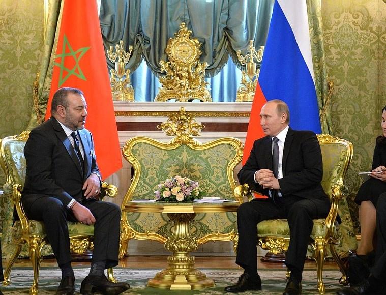 Western Sahara, Crimea and Russia's Interest in Morocco