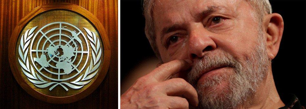 PT desmascarado: Relatório da ONU favorável a Lula era Fake News
