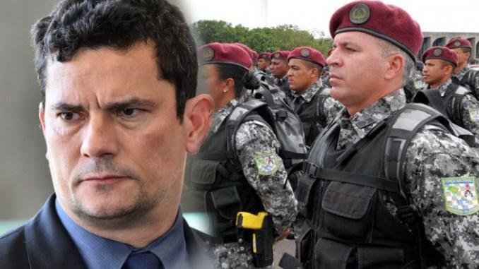 General Militar adverte; 'Ninguém mexe com Moro' no STF, há um clima de suspense