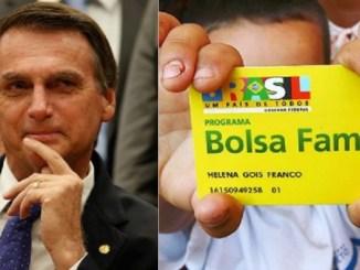 Bolsa Família - Bolsonaro
