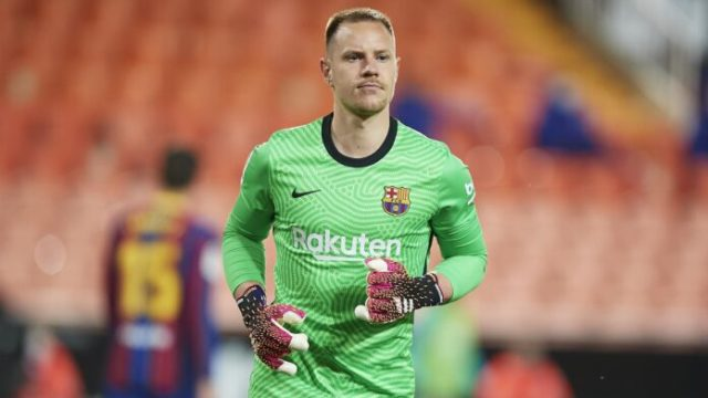 Barca to replace Marc-Andre ter Stegen with Granada goalkeeper