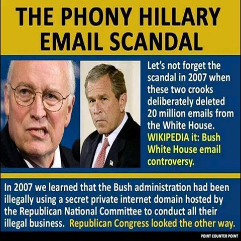 Hillary Clinton a Criminal?