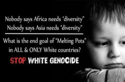 stopwhitegenocide