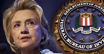 Hillary FBI coverup
