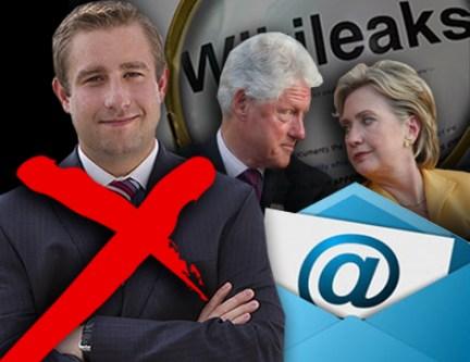 Clintons Wikileaks victim