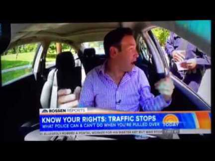 traffic stop rights