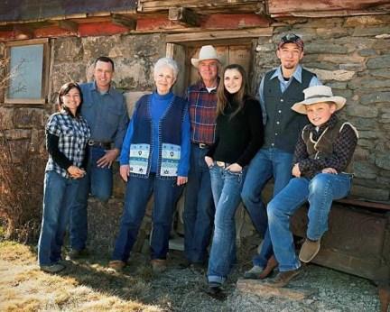 Hammonds ranchers