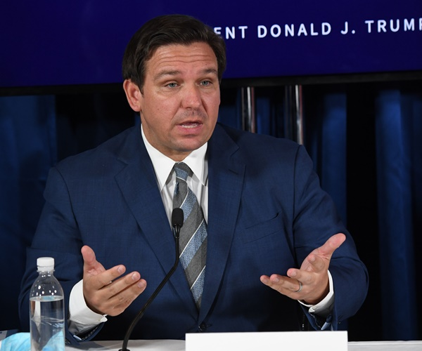 Florida's DeSantis Continues to Limit Big Tech