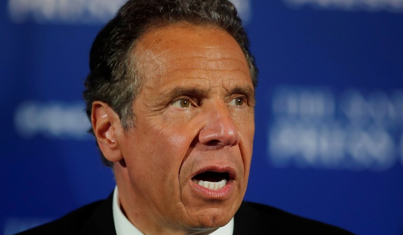 Cuomo Accused of Sexual Misconduct: 'Kissed Me on the Lips'