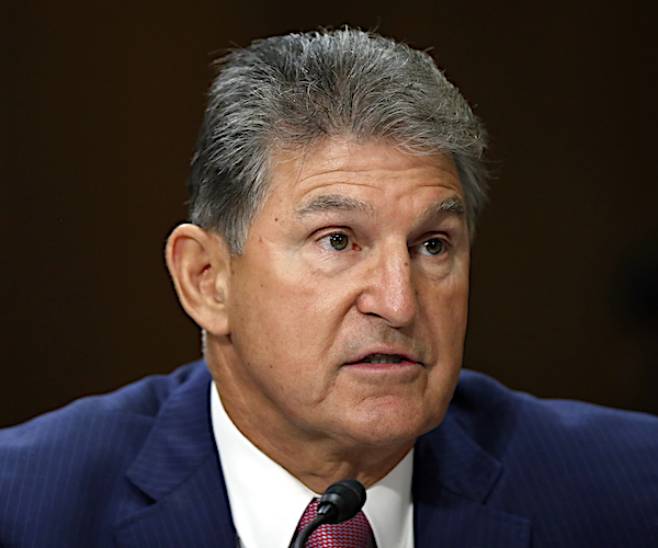 Sen. Manchin to Meet With Protesters Over His Opposition to Minimum Wage Increase