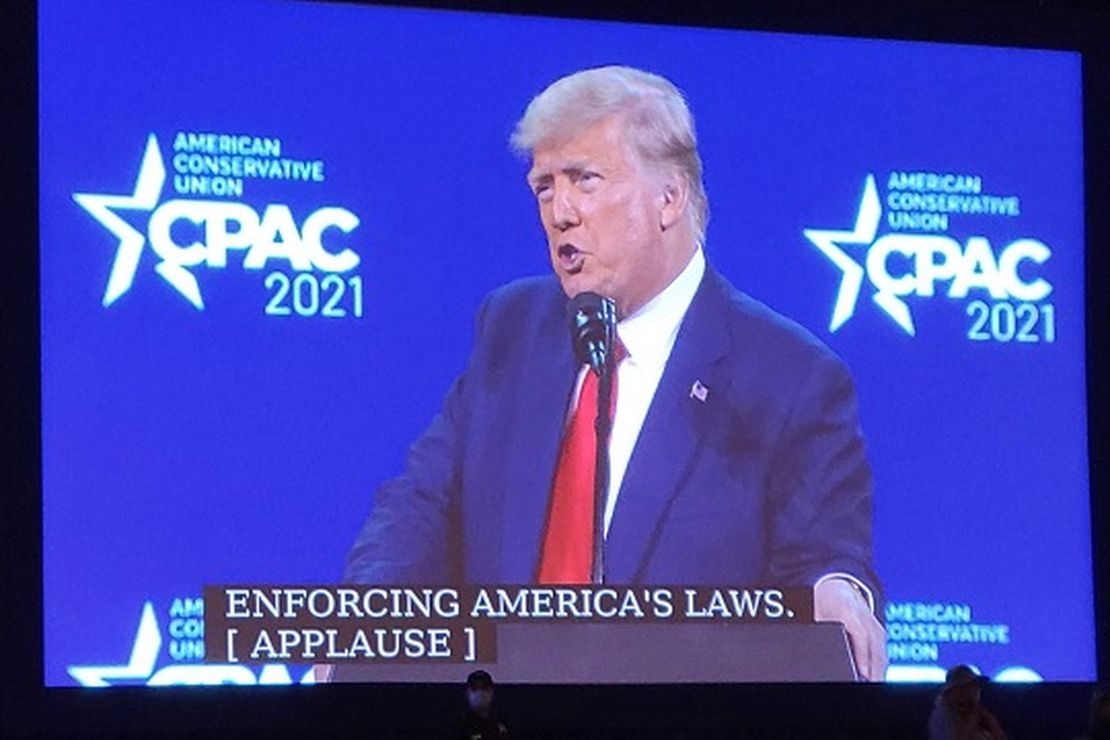 President Trump Wows the CPAC Crowd – RedState