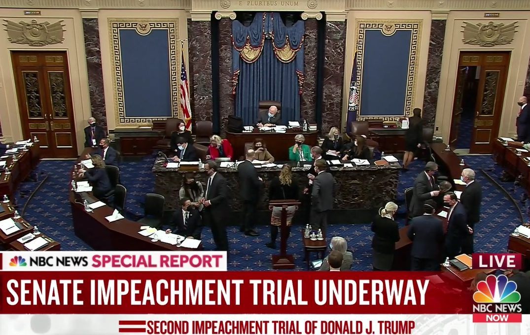 Senate Acquits Trump For Second Time, One Year After First Impeachment
