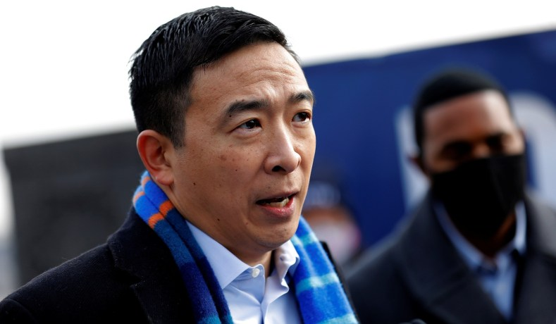 Andrew Yang New York City Flag Proposal: Changing It Would Be Tragic and Pointless