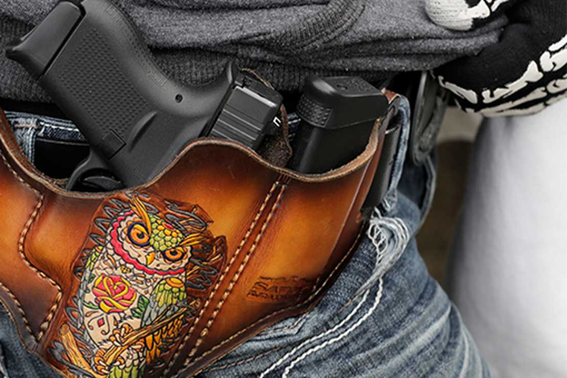 SC Makes Open Carry A Top Priority
