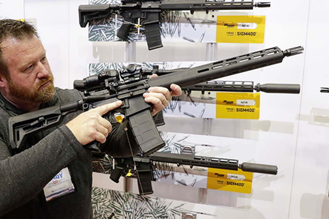 A Reporter Shoots an AR-15 and Absolute Hilarity Ensues – RedState