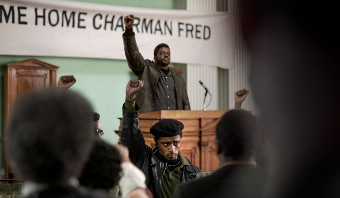 'Judas and the Black Messiah': A Potent Black Panther Movie