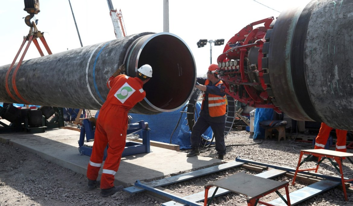 Nord Stream 2: Vladimir Putin's Pipeline Project on Life Support
