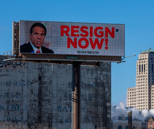 Nearly Two-Thirds of New Yorkers Oppose Another Term for Cuomo