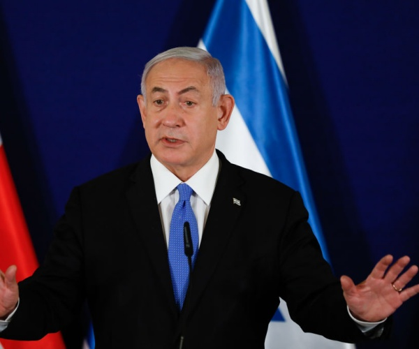 Israel's Netanyahu Vows To 'Stand Against the World' Fighting Iran Nuclear Pact
