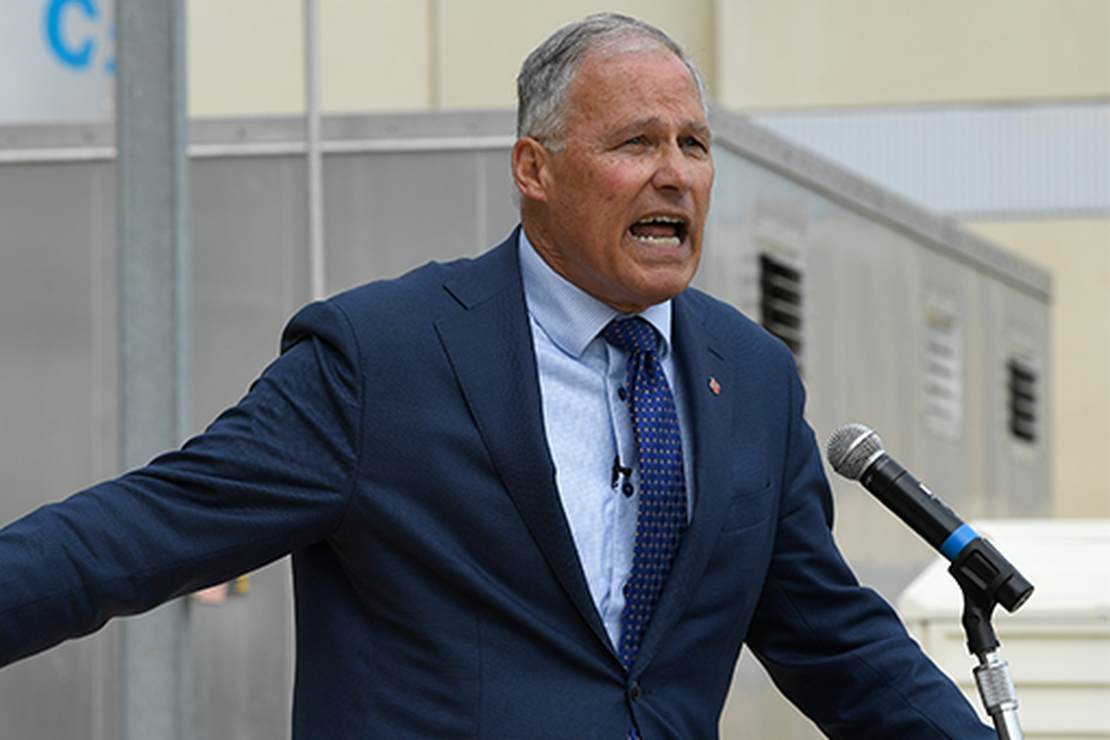 Washington Governor Jay Inslee Joins the League of COVID Nursing Home Governors – RedState
