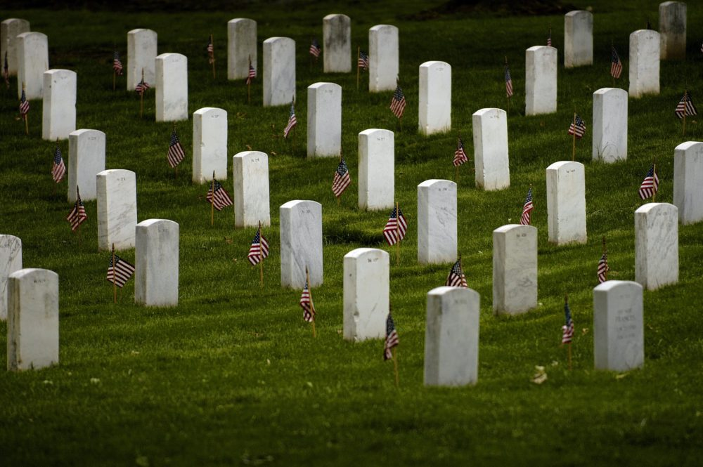 New Project Seeks To Honor 4,000 Fallen Heroes On Memorial Day