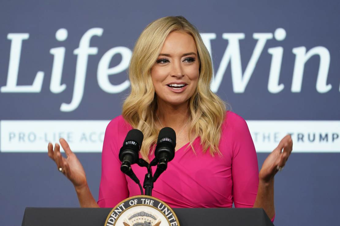 Fox News 'Insiders' Show They Are Disgusting Cowards After Kayleigh McEnany Hiring – RedState