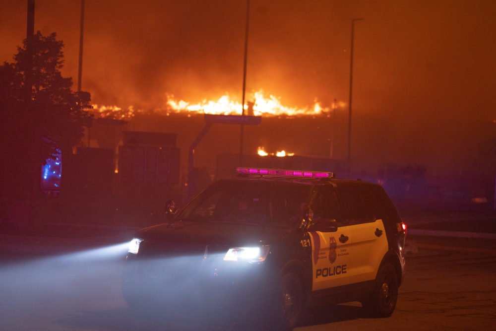 AP Reporter Calls Fatal Floyd Riots That Caused $2B In Damages 'Nonviolent'