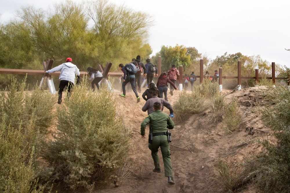 Democrats And Media Start To Admit 'A Real Big Problem At The Border'