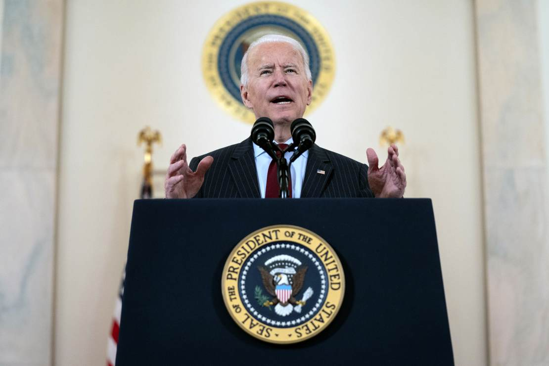 Joe Biden's Handlers Let Him Out, and Things Are Not Fine – RedState