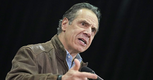 Cuomo Wanted Former NY AG to Resign Prior to Allegations Investigation