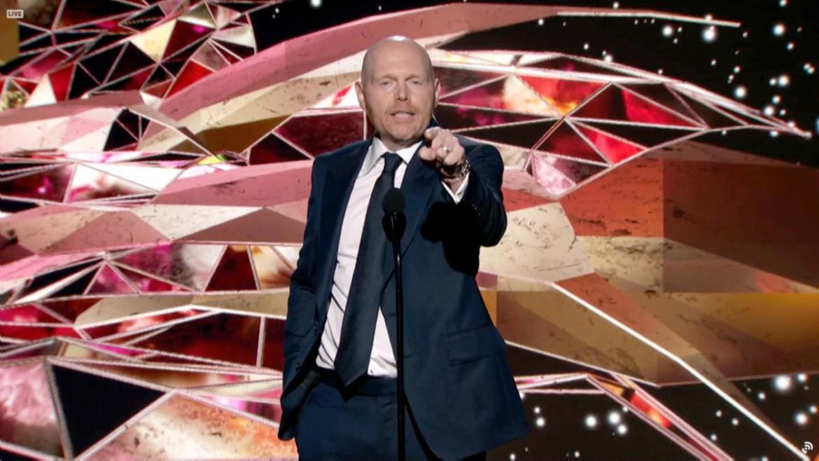 Leftists Rage Over Bill Burr Grammy Jokes: 'Feminists Are Like Going Nuts'