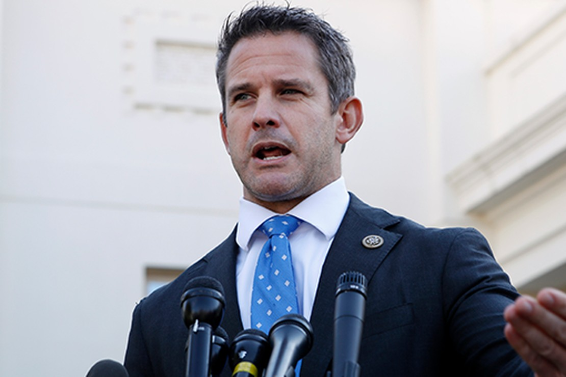 Adam Kinzinger Gets Nailed After He Finally Expresses Disturbance With His Dem Pals Over Afghanistan – RedState