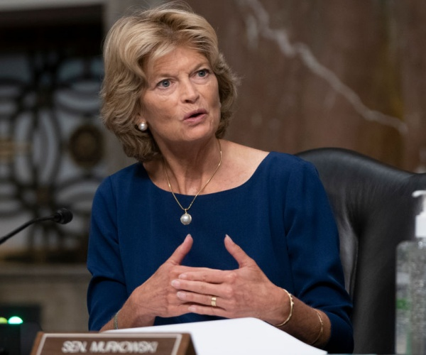 Super PAC Backs Sen. Murkowski, Challenging Trump's Efforts to Oust Her