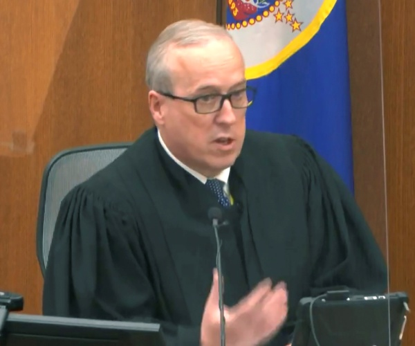 Judge Overseeing Chauvin Trial Blasts Waters' 'Abhorrent' Comments