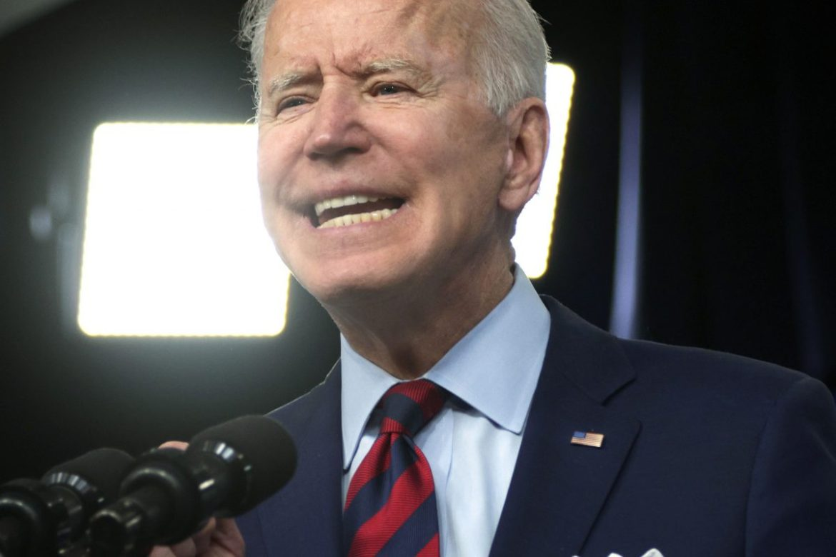 Leftist Shout 'Close Private Detention Centers! Abolish ICE!' Biden Pleads, 'I Agree With You … Give Me Another Five Days'