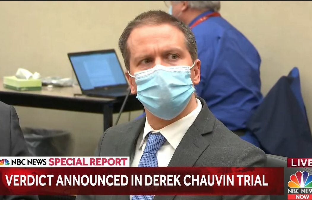 Derek Chauvin Found Guilty On All Counts In George Floyd's Death