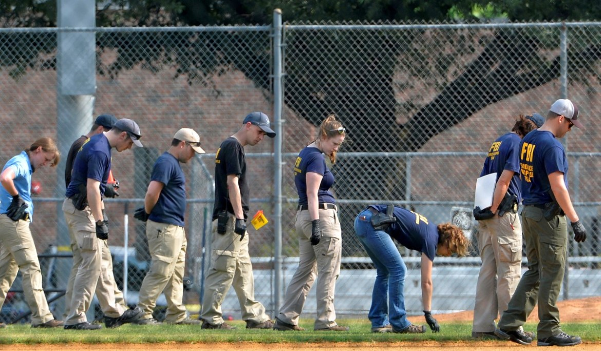 Congressional Baseball Shooting Survivors Appeal to FBI to Reclassify 'Suicide by Cop' Designation