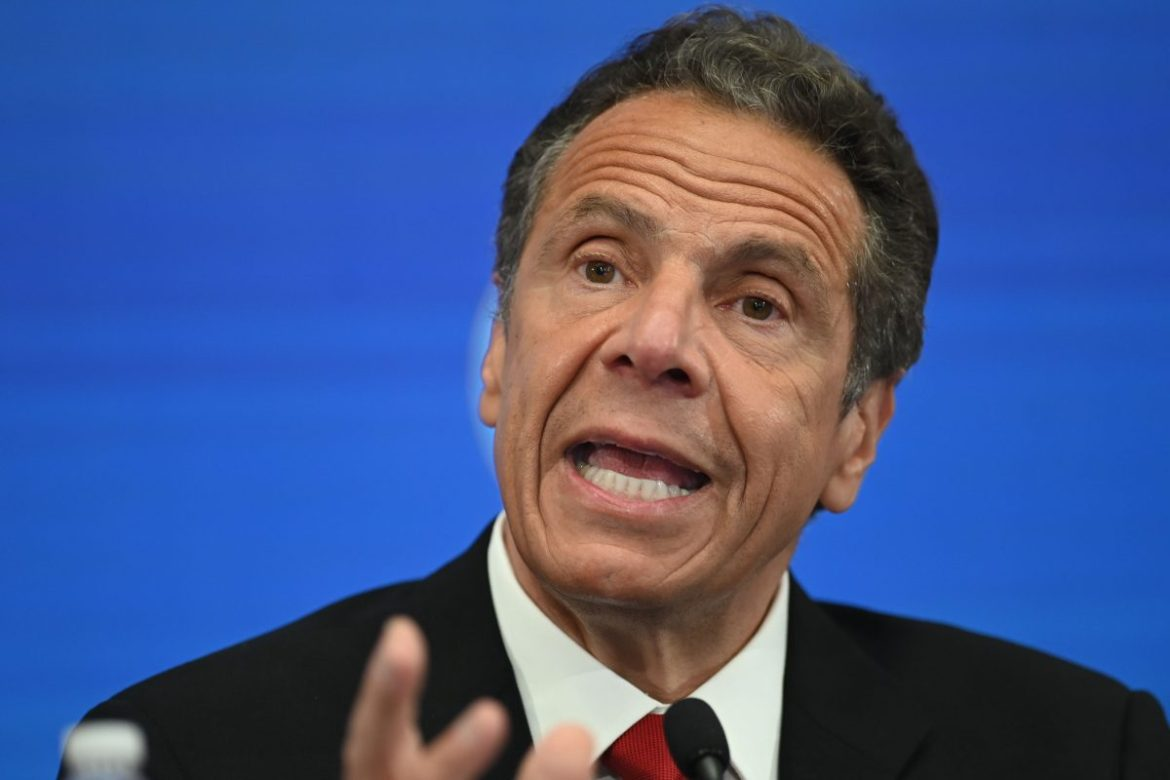 Report: Andrew Cuomo Faces Accusations That He Broke The Law By Requiring Staffers To Work On His COVID-19 Book
