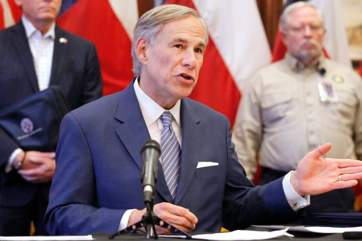GOP Gov. Abbott Blasts Biden: Executive Orders On Guns A 'Show,' Americans' Gun Rights Critical At This Time