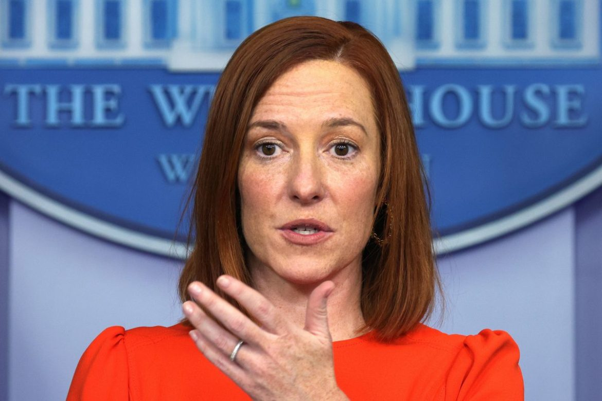 Psaki: We're Not Always Best On Messaging To Everyone On Vaccines, For Conservatives We Contacted NASCAR