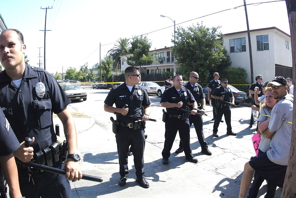 Man Fatally Shot By Police Was White So There's No Reason To Riot
