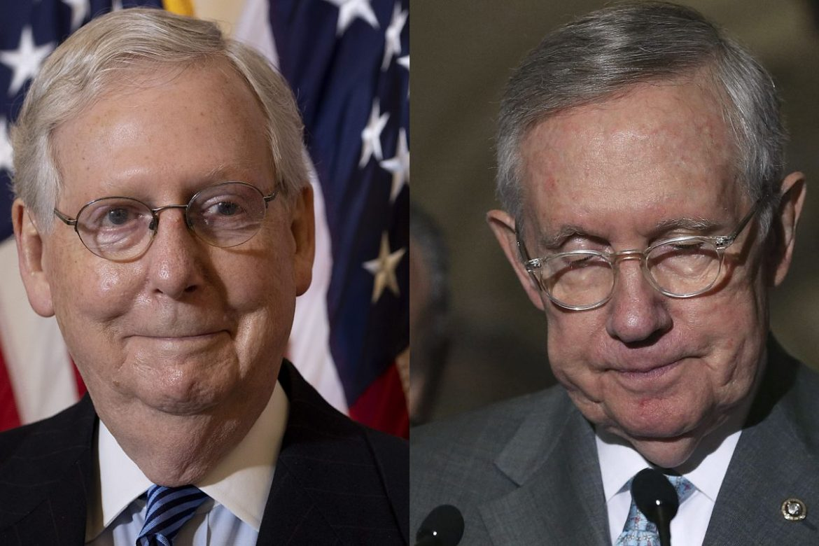 Harry Reid Warns Biden Against Packing Supreme Court: 'We Better Be Very, Very Careful'