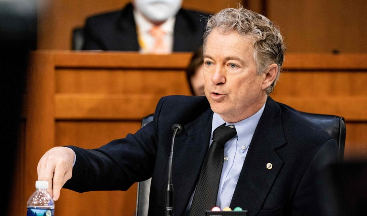 Rand Paul: MLB 'Might Be A Little Too Woke' If League Does Business With Chinese Communists While Boycotting Georgia