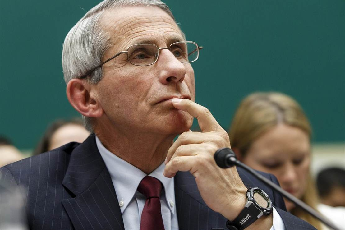 Fauci Was Right, Facemasks Don't Prevent Spread of COVID-19 – RedState