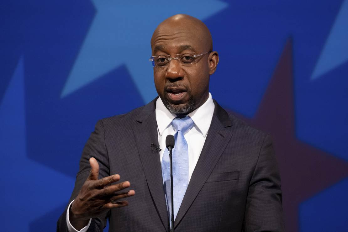 Raphael Warnock Reinterprets the Meaning of Easter, Later Deletes Heretical Tweet – RedState